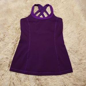 Lululemon Top/ Breast Support